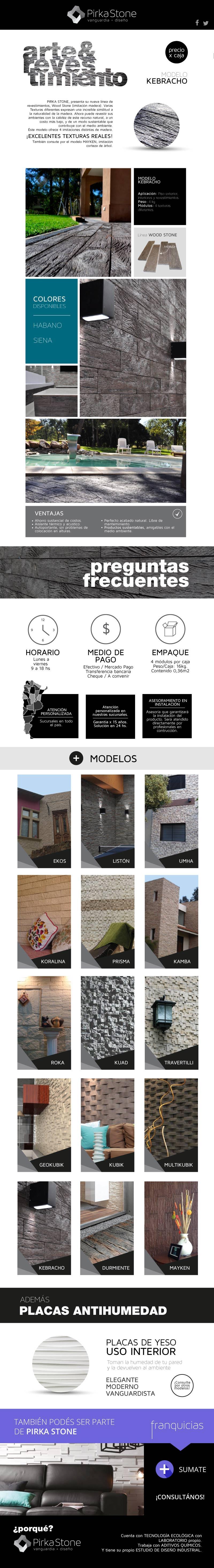 Nueva tecnología aplicada a la reproducción de imitación de maderas para pisos y revestimientos.